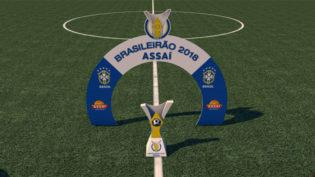 CBF vende nome do Campeonato Brasileiro para rede atacadista