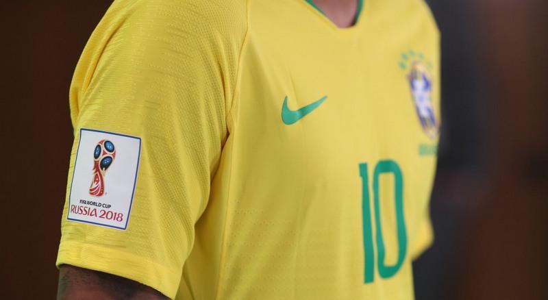Amarelinha, camisa tradicional da Seleção, será usada pelos jogadores contra a Bélgica (Foto: Lucas Figueiredo/CBF)
