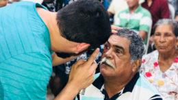 Pacientes foram atendidos no hospital de Coari por equipe de quatro médicos (Foto: PMC/Divulgação)