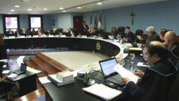 Conselheiros do TCE foram unânimes em desaprovar contas de prefeito do Careiro da Várzea (Foto: Ana Cláudia Jatahy/TCE)
