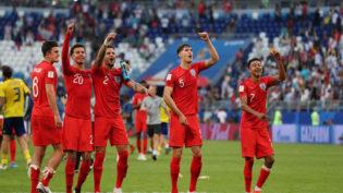 Inglaterra supera a Suécia e chega à semifinal pela primeira vez desde 1990