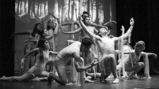 CAUA promove temporada de espetáculos do 'Corpo de Dança'