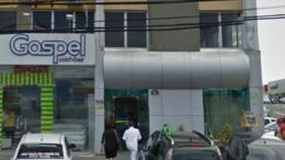 Agência dos Correios já foi desativada na Avenida Djalma Batista por falta de segurança (Foto: google Maps/Reprodução)