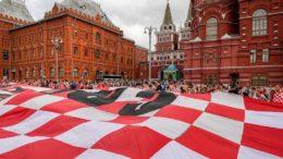 Vitória da Croácia contra a Inglaterra não apenas marca um novo capítulo para o futebol, mas para a identidade nacional (Foto: Fifa/Divulgação)