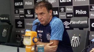 Cuca se diz renovado e explica fracasso no Santos em 2008: 'Estava esgotado'