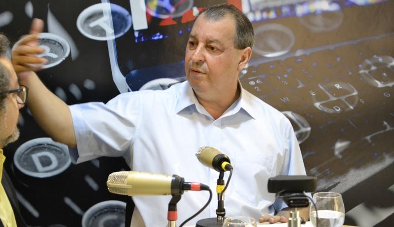 Senador Omar Aziz (Foto: Felipe Campinas/ATUAL)