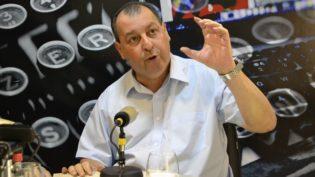 Omar diz que tem pesquisas internas mais favoráveis à sua candidatura que a do Ibope