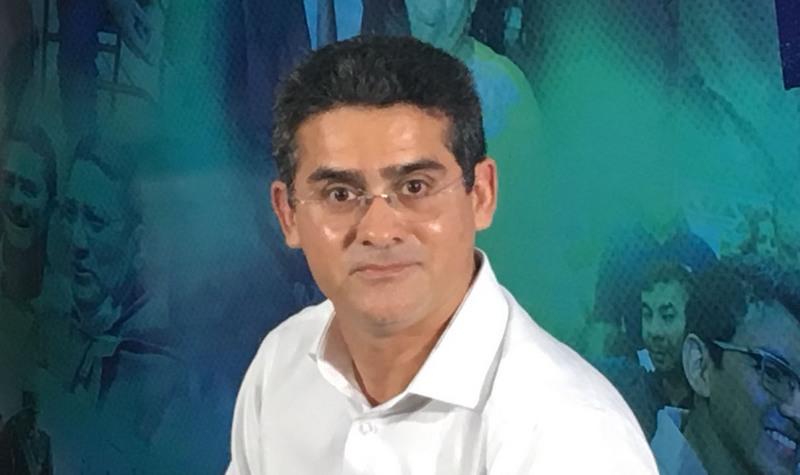 David Almeida afirma que é vítima de difamação por contrariar interesses políticos e empresariais (Foto: Patrick Motta/ATUAL)