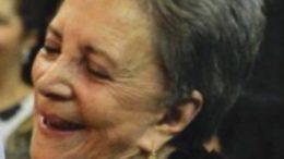 Delphina Aziz era conhecida pelo trabalho social com crianças em Manaus (Foto: Facebook/Reprodução)