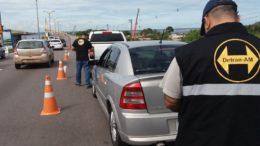 Regularização de licenciamento sem vistoria pretende facilitar vida de donos de veículos (Foto: Detran-AM/Divulgação)
