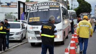 Justiça manda SMTU retirar ônibus irregulares das ruas de Manaus