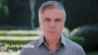 Em vídeo, Flávio Rocha anuncia desistência de disputa a presidente da República