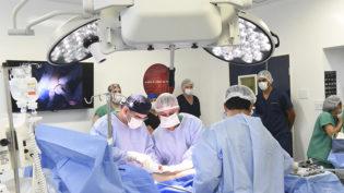 FCecon inaugura estrutura para cirurgias e amplia leitos de internação