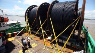 Roubos de cabos de fibra ótica afetam serviços de internet em Manaus