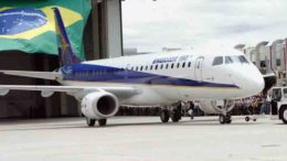 Justiça derruba liminar que suspendia venda da Embraer para a Boeing (Foto: Antônio Milena/ Agência Brasil)