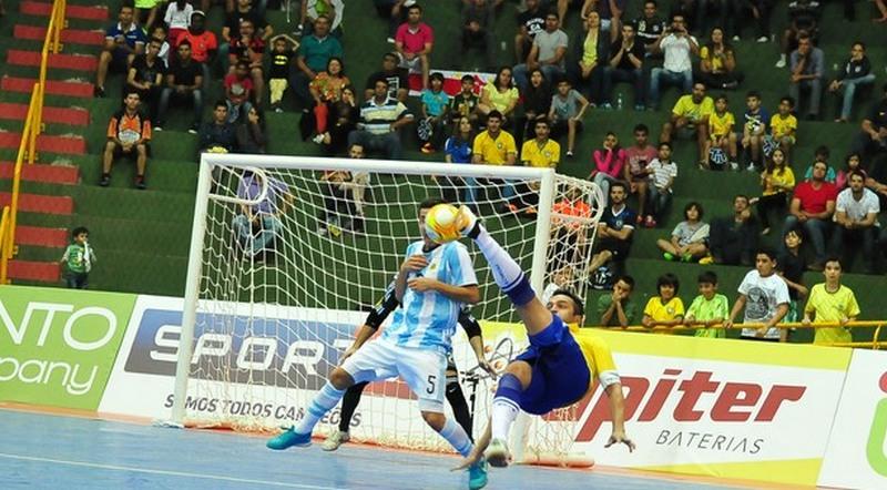 Ingressos para Brasil e Argentina em Manaus já estão à venda 3d105a52d4aef