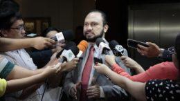 João Barroso de Souza assumiu o Ministério Público de Contas prometendo melhorar o que for preciso (Foto: Ana Cláudia Jatahy/TCE)
