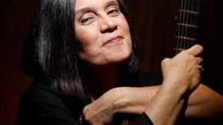 Ao 70 anos, Joyce Moreno regrava seu primeiro disco