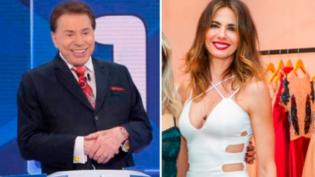 Silvio Santos diz que RedeTV! 'não era nada' antes de Luciana Gimenez