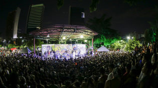 Sexta edição do Malaba Jam Festival acontece no Largo São Sebastião