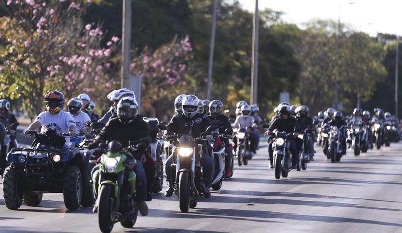 Nordeste concentra maioria das cidades com maior número de motos, segundo estudo da CNM (Foto: Marcelo Camargo/ABr)