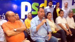 Omar Aziz candidato a governador