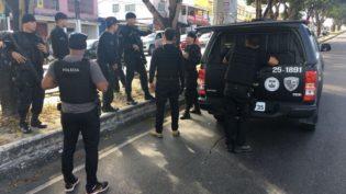 Polícia ocupa zona leste de Manaus após prefeito denunciar intimidação de traficantes a agentes de saúde