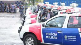 Policiais militares receberão reajuste de salário retroativo a abril deste ano (Foto: Valdo Leão/Secom)