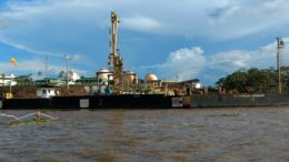 Petrobras em Coari, Amazonas