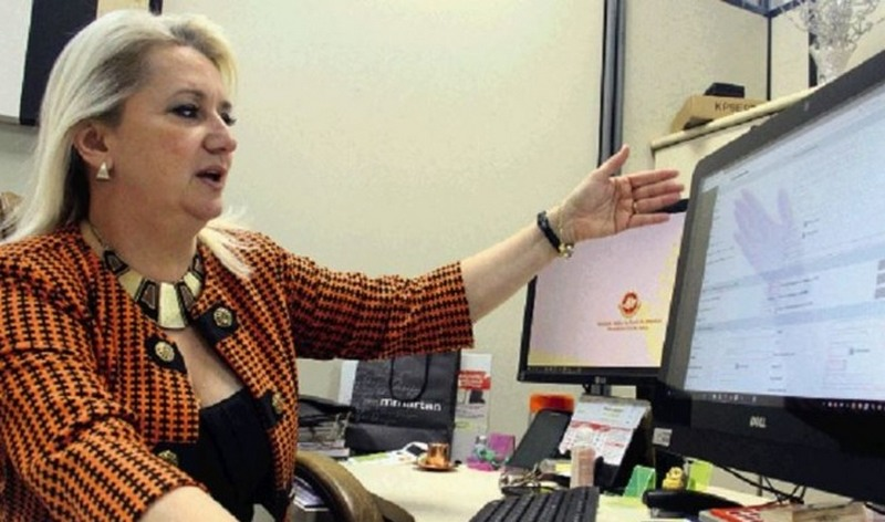 Promotora Sheyla Dantas Frota de Carvalho pediu extinção de entidade social (Foto: MP-AM/Divulgação)