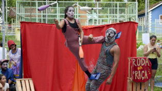 Projeto 'Roda na Praça' inicia temporada de apresentações em Manaus