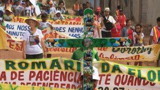 Romaria da Floresta relembra assassinato de Irmã Dorothy, em Anapu, no Pará