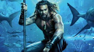 'Aquaman' é elogiado por fãs em exibição na Comic Con Experience
