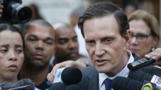 Justiça Federal decreta bloqueio de bens do prefeito Marcello Crivella