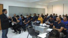 Prova de habilitação dos candidatos para cursos técnicos ocorre neste sábado (Foto: Divulgação)
