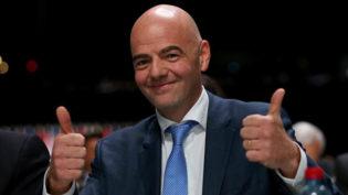 Gianni ignora abuso de direitos humanos e diz ser 'melhor Copa' na Rússia