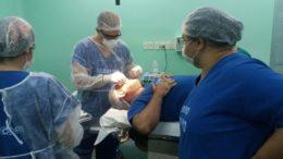 mutirão de dermatologia em coari
