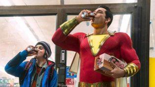 Shazam! tem primeiro trailer divulgado na San Diego Comic Con