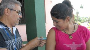 Prefeitura de Manaus deve visitar 110 mil casas em ação de combate ao sarampo