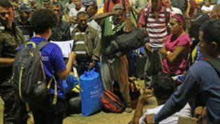 A expulsão dos imigrantes venezuelanos revela o atual caráter dos brasileiros