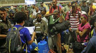 Roraima não suporta mais a crise migratória, diz governador eleito