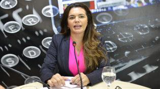 Alessandra Campêlo diz que não fez doação eleitoral ao deputado Átila Lins