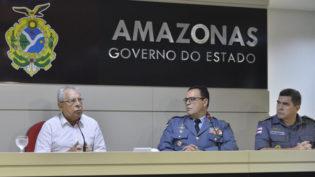 Delegados podem ganhar prêmio por combate ao crime em Manaus, diz secretário