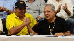 Bi Garcia e Amazonino Mendes
