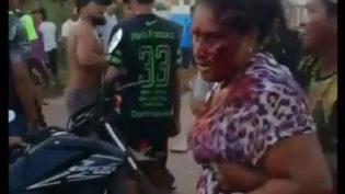 Tentativa de invasão de delegacia deixa um morto e nove feridos no interior do Estado