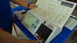 Candidato a deputado federal será o primeiro a ser escolhido pelo eleitor na urna (Foto: José Cruz/ABr)