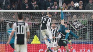 Gol de bicicleta de Cristiano Ronaldo é eleito o mais bonito na Europa