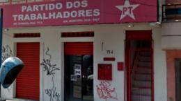 Sede do PT em Manaus: partido tem até segunda-feira para explicar coligação sem Vanessa Grazziotin (Foto: Reprodução/Google Maps)