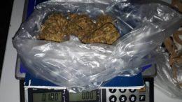Drogas disfarçadas como carne são um dos recursos usados pelos visitantes para entrar nos presídios (Foto: Seap-AM/Divulgação)