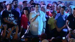 Senador Eduardo Braga evitou declarar apoio para candidatos ao governo do Amazonas (Foto: Patrick Motta/ATUAL)
